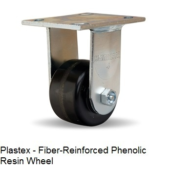 Plastex Phenolic Plastic Wheel