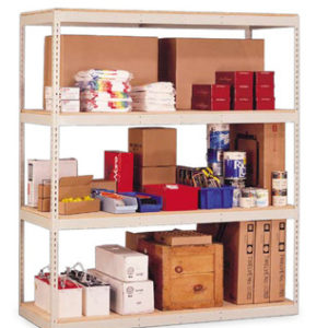 Penco Rivet Rite Shelving