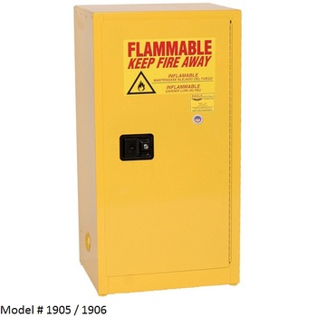 15 22gal Eagle Flammable Liquid Cabinets F E Bennett Co