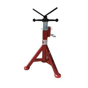 Pipe Jack Stands >> B B Low Profile Fixed Leg Pipe Jacks