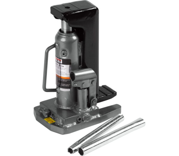 Heavy duty Toe Jack with pump handle