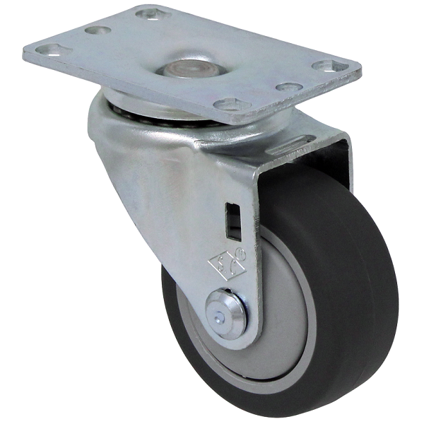 "13TP30GI4406YY: Durable USA Thermo-pro 3"" swivel caster"